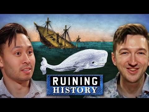 The Horrifying Shipwreck That Inspired Moby Dick