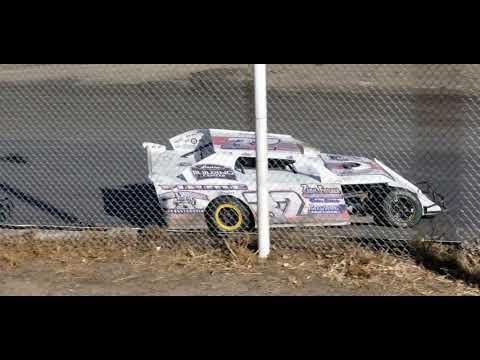 10/13/19 Sport mods A-main at I-76 Speedway