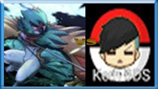 Batalla Pokemon Showdown Random con Kem 3ds
