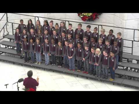 Morrilton Elementary School Mighty Pup Singers
