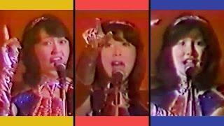 キャンディーズ・サマージャック'76大阪公演から。 ミキちゃんメインの歌唱および振り付けの曲です。 ・ザ・テンプテーションズ(米)'66年ヒット曲のカバー。 ・この動画は、 ...