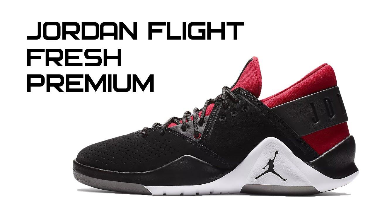 Jordan Flight Fresh Premium