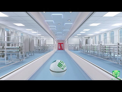 Pharmaceutical Industry 3D Design/Animation/Visualization