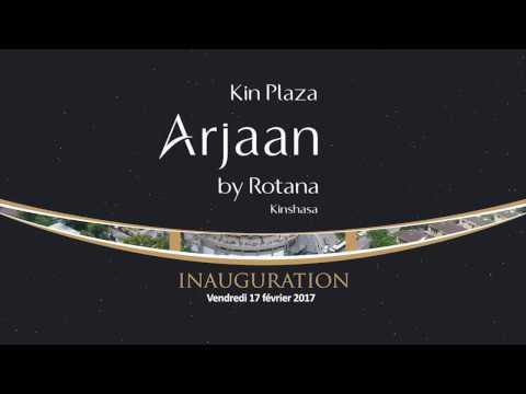 Inauguration du Kin Plaza Arjaan by Rotana, Kinshasa, Congo (RDC)