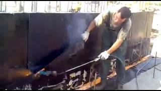видео Рулонная гидроизоляция фундамента