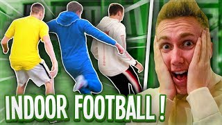 SIDEMEN INDOOR FOOTBALL!