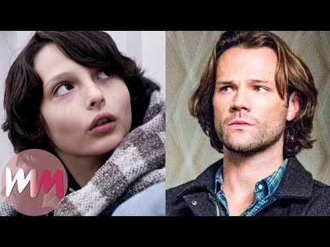 Top 10 Stars You Forgot Appeared on Supernatural