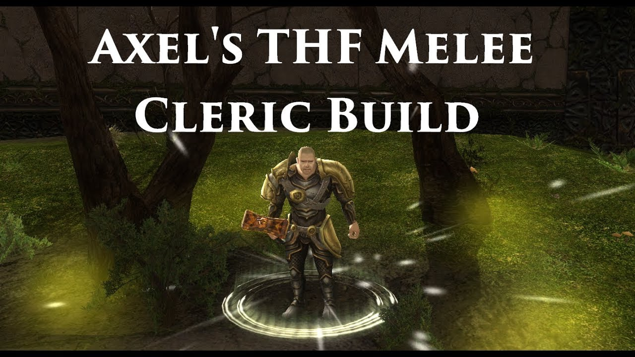 dungeons and dragons online cleric leveling guide