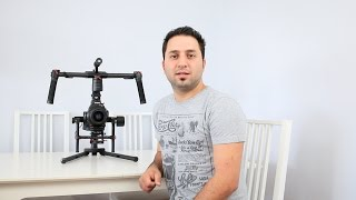 Canon C100 Mark II auf die Dji Ronin M montieren ( Cinemilled ) Hilal and Moses 2017 Video