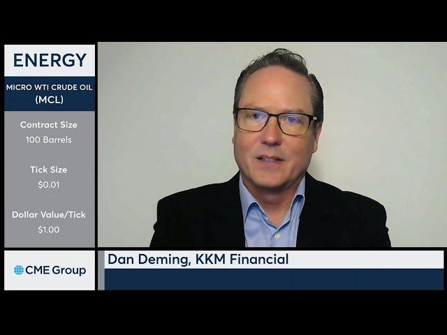 September 17 Energy Commentary - Dan Deming