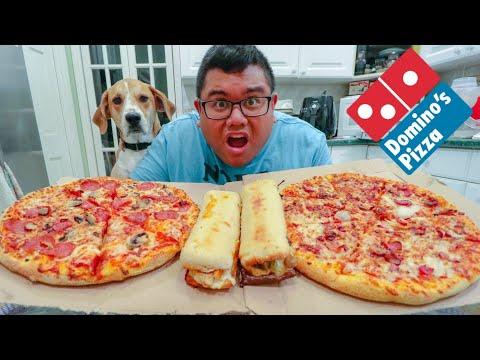 Domino's Pizza $20 Menu Challenge