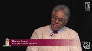 Thomas Sowell - Progressives, Liberals and Race