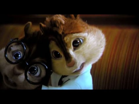 Honey I'm Good (Andy Grammer) - Alvin and the chipmunks version + Lyrics english