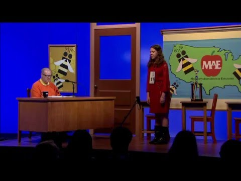 2016 Statewide Spelling Bee | MPB