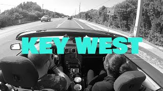 Key West Road Trip│ Miami, USA