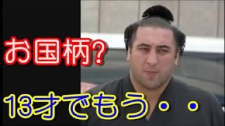 平幕優勝 栃ノ心はジョージアでサンボヨーロッパチャンピオンになってい...