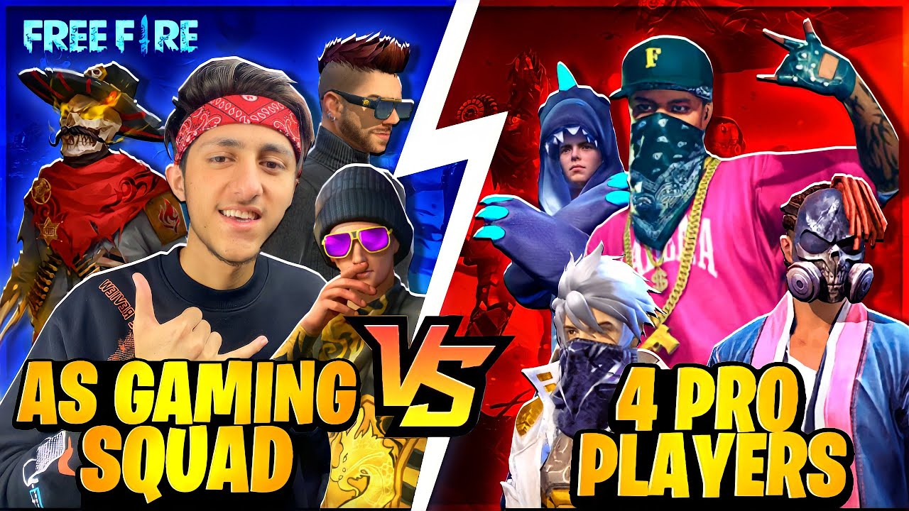 As Gaming Playing Clash Squad Match With Subscribers And Friends Funny Moment In Garena Free Fire