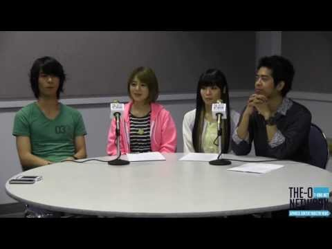 Interview with 7!! (Oops) @ FanimeCon 2013