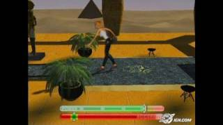 Strike Force Bowling PlayStation 2 Gameplay_2004_04_27_1