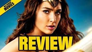 Review - WONDER WOMAN (Yeah It's Pretty Good Not Great)