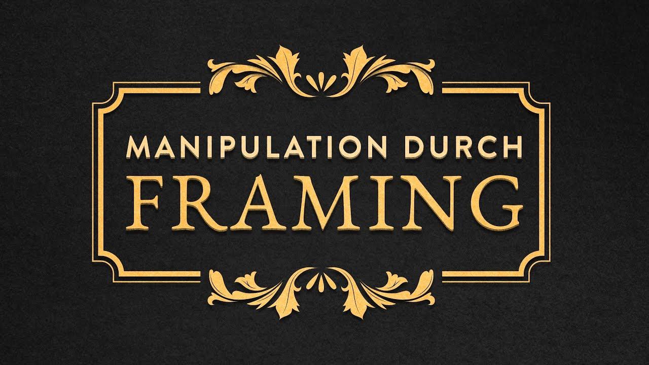 Framing - Die Manipulation durch Sprache - YouTube