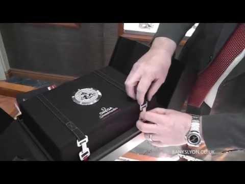 Bob's Blog: The Legendary Omega Moonwatch & Presentation Box - 311.30.42.30.01.005