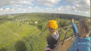 7 августа Прыжки с веревкой в Миснке, 12(, 2016-08-11T02:46:09.000Z)