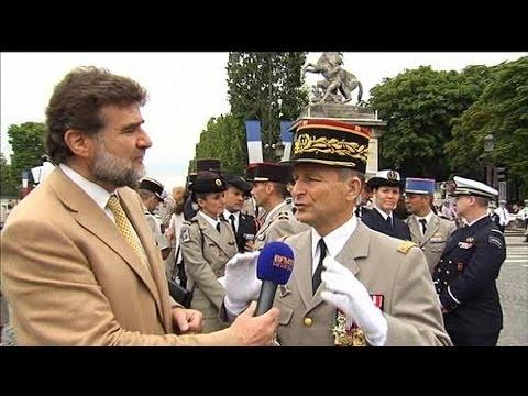 """Pierre de Villiers: """"Serval a été un grand succès"""" - 14/07"""
