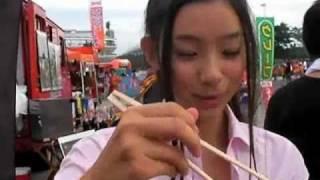 足立梨花の女子マネ日記 in 東北電力ビッグスワンスタジアム
