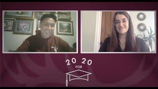 20 For 20: Meet Santiago Alvillar