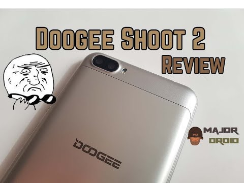 Doogee Shoot 2 Review – cheapest dual rear cameras phone