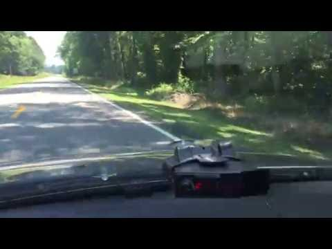 EPIC Veil SAVE at 45 in 30 Zone - Stealth to Gun - .  Police Laser Speed Trap - June 26th, 2016