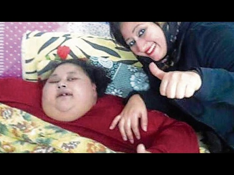 World's heaviest woman from Egypt arrives in Mumbai for treatment