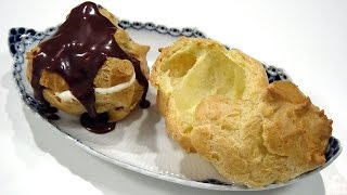 Cream Puffs - Eclairs - Profit Roles Of Choux Dough