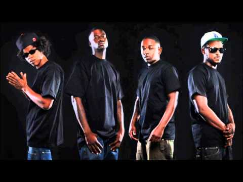 Black Hippy - Rolling Stoned