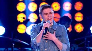 Jake Shakeshaft performs 'As Long As You Love Me': Knockout Performance - The Voice UK 2015 - BBC