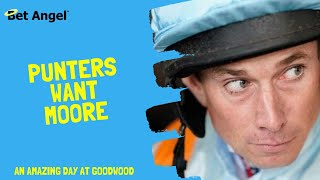 A stunning Betfair trade at Goodwood explained in detail