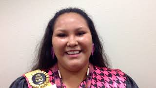 2018 Miss Indian World Contestant #1 Kerrie Lester