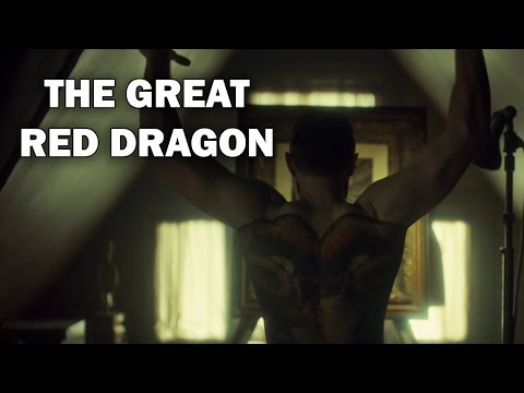 Hannibal Season 3 Episode 8 - THE GREAT RED DRAGON - Review + Top Moments