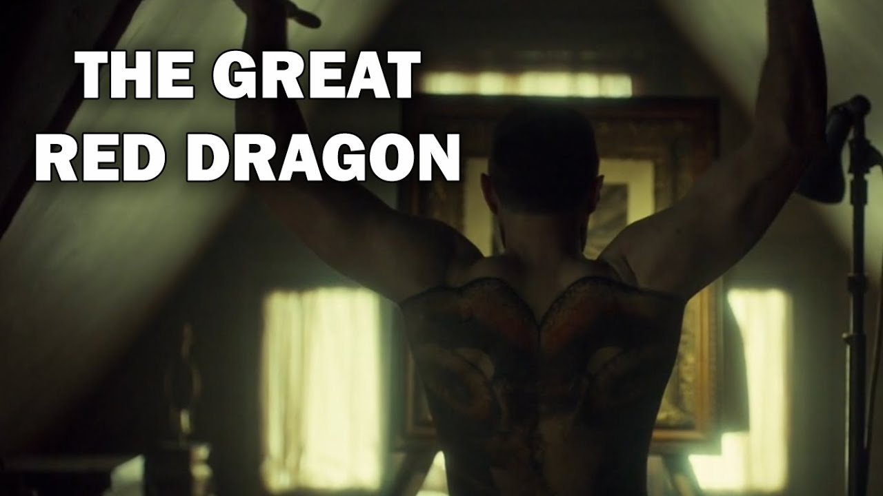 Download Hannibal Season 3 Episode 8 - THE GREAT RED DRAGON - Review + Top Moments