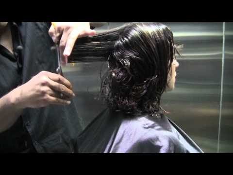 Long Layers Haircut Step By Step How To Cut Long Layers Youtube