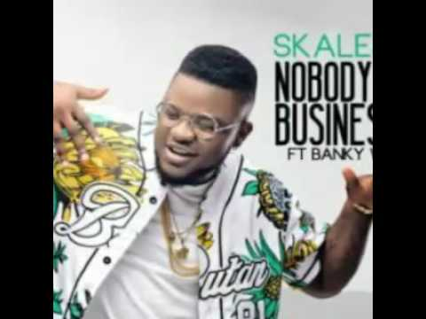 Skales Ft. Banky W – Nobody's Business (Prod. By Killertunes)
