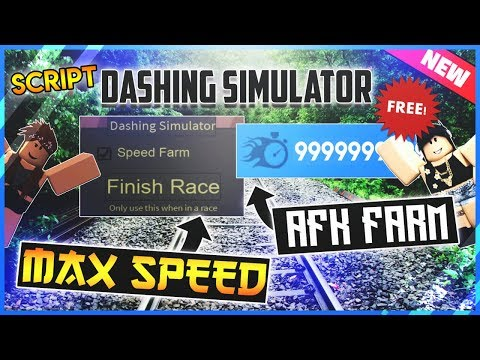 Magnet Simulator Unlimited Money Hack Roblox Pain Exist New Roblox Dashing Simulator Admin Get Unlimited Speed Finish Race Afk Farm And More Youtube