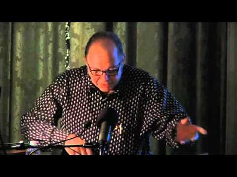 With Paul Celan into the 21st Century: Pierre Joris || Woodberry Poetry Room