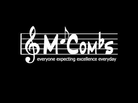 McCombs Middle School - National Anthem at Re-Newell McCombs