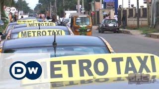 Mit WLAN im Taxi surfen | Shift