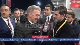 Başkan Ahmet Ağaoğlu Haber61 özel açıklama