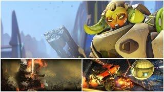 На Орису из Overwatch жалуются, Dark Souls 3 получит патч | Игровые новости