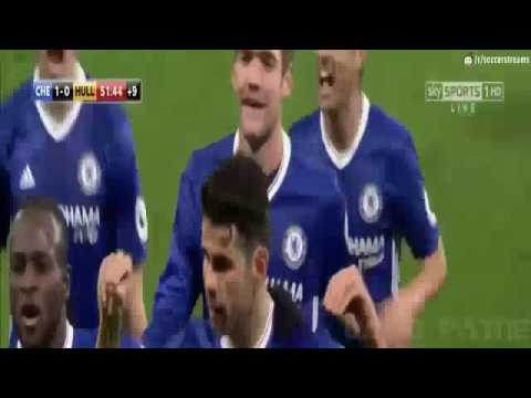 Download Chelsea vs Hull City  (0-2) All Goals and Highlights  22/01/2017 [FULL SCREEN ]