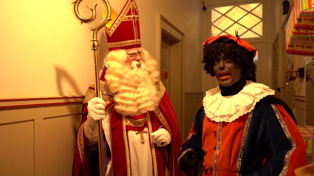 Sinterklaas En De Verdwenen Adressen